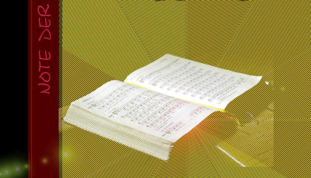 Note der Sommerzeit: Nannerl-Notenbuch
