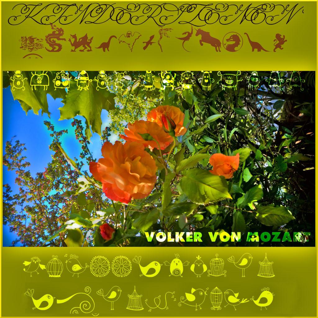 Volker von Mozart - Kinderszenen Album